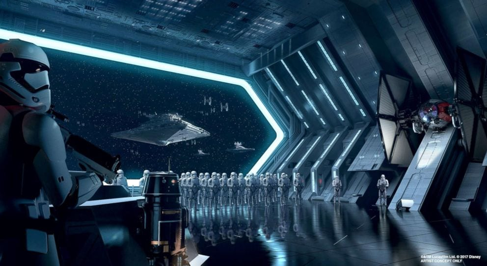 Star Wars: Galaxy's Edge Falcon
